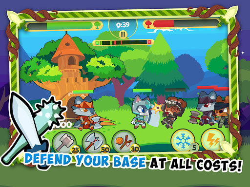 Tree Fortress 2 - TD Game - screenshot