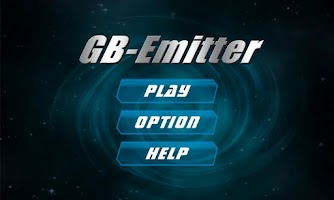 Screenshot of GB-Emitter