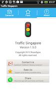 Screenshot of Traffic Cam Singapore FREE