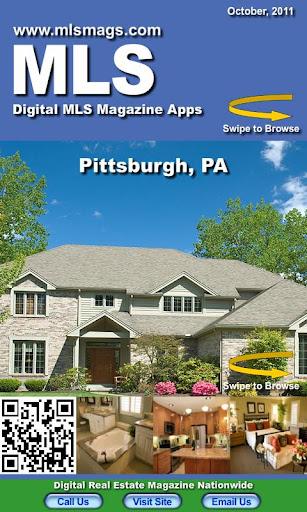 Pittsburgh Real Estate MLS Mag