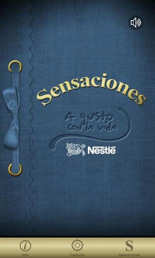 Sensaciones de Nestlé