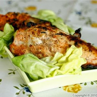 Tandoori Turkey Breast