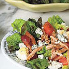 Buffalo Turkey Cobb Salad