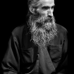 prayer by Boricic Goran - People Portraits of Men
