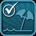 BEACH TRIP PLANNER icon