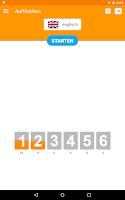 Screenshot of VocabularyBox