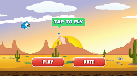 Adventure Birds - screenshot