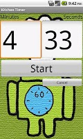 Screenshot of Kitchen Buddy(Timer&Converter)