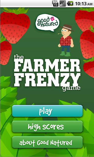 The Farmer Frenzy Game