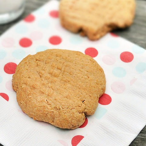Single Lady Peanut Butter Cookie