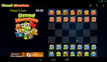 Screenshot of Grand Monsters