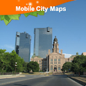 Fort Worth Street Map icon
