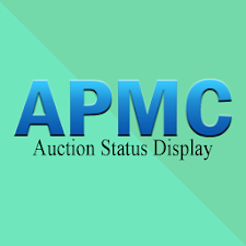APMC Auction Display On TV