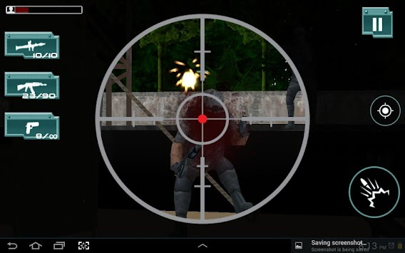 COMMANDO COUNTER STRIKE:ATTACK APK screenshot thumbnail 14