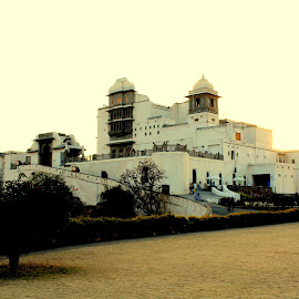 sajjangarh fort,rajasthan,India by Tini Ig - Buildings & Architecture Public & Historical