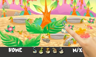 Screenshot of Dino Eggs Hiddens Objects Game