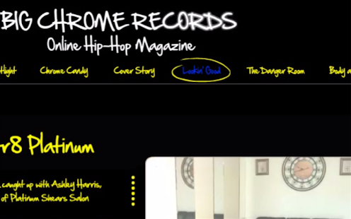 BCRONLINEHIPHOP - screenshot