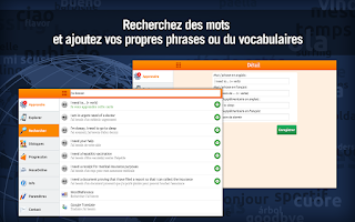 Screenshot of Apprendre l'Anglais