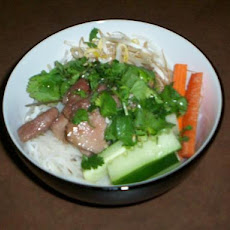 Bun Thit Nuong (Grilled Pork and Vermicelli Salad)