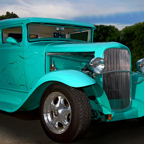 by Patrick Hayes - Transportation Automobiles