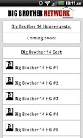 Screenshot of Big Brother Network