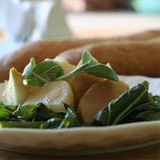 Turnips with (or without) Greens