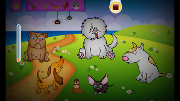Screenshot of 123 Kids Fun ANIMAL BAND Free
