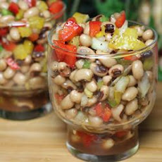 Marinated Black-Eyed Pea Salad