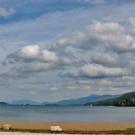 by Karen Jaffer - Landscapes Cloud Formations