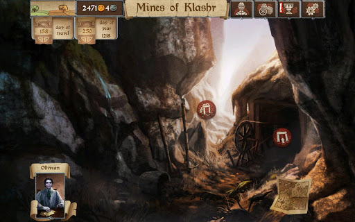 Merchants of Kaidan - screenshot