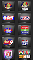 Screenshot of Khmer TV