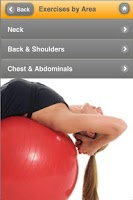 Screenshot of Prevent Upper Back & Neck Pain