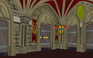 Screenshot of Escape the Castle