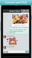 Screenshot of Comm: Free calls, texts & fun!