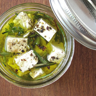 Herb Marinated Feta