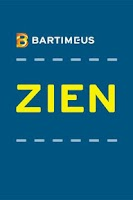 Screenshot of Bartiméus Zien App
