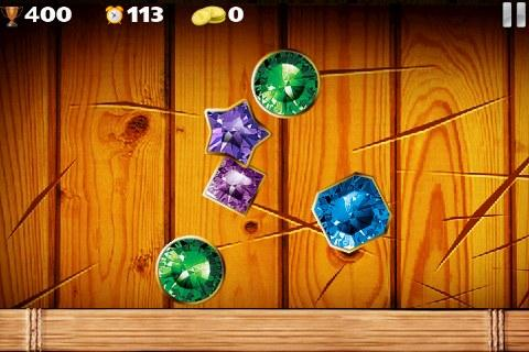 ninja-vs-jewels for android screenshot