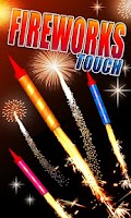Screenshot of Fireworks Touch
