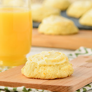 Orange Cookies With Orange Frosting Recipes