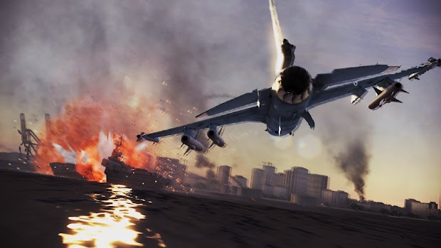 Open beta dates announced for Ace Combat: Infinity