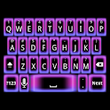 Girly Glow Keyboard Skin icon