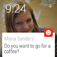 Screenshot of Path Talk