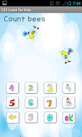 Screenshot of 123 Learn for Kids