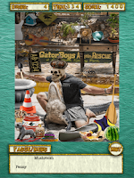 Screenshot of Hidden Objects - Florida