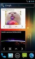 Screenshot of aww: reddit pictures widget