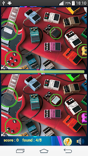 Photo Hunt music instruments - screenshot