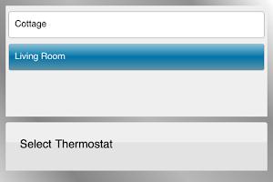 Screenshot of ecobee