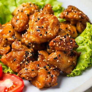 Baked Honey Teriyaki Chicken Recipes