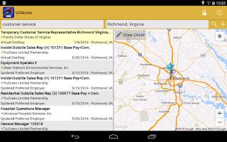 Screenshot of VAWorks