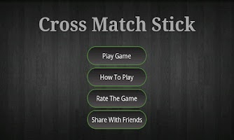 Screenshot of Cross Match Stick
